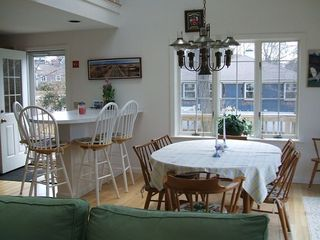 Hyannis - Hyannisport house photo - The view of the dining area from the living room