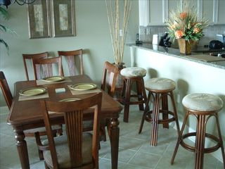 Orange Beach condo photo - Dining Room