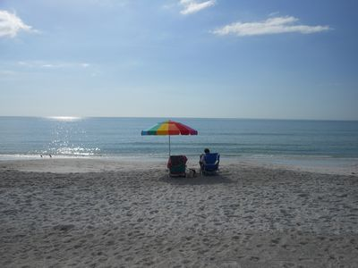 Longboat Key beach front