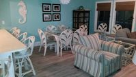Blondie's Place-Dog Friendly Gulf View Condo-weekly rates include cleaning fee