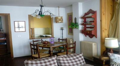 Spacious San Isidro Ski Station apartment
