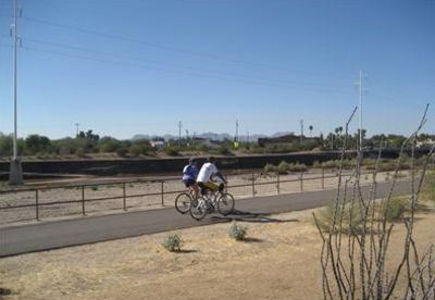 Rillito River Trail
