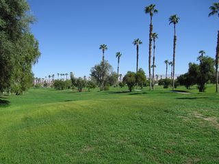 Palm Springs condo photo - Beautifully landscaped fairways