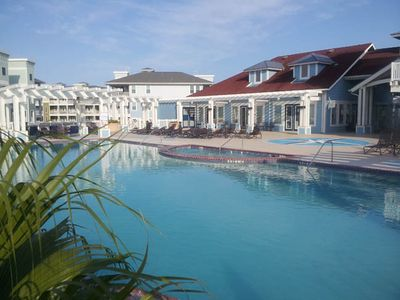 Galveston villa rental - Beach Club Pool