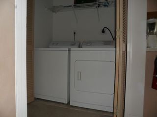 Lindfields condo photo - Washer and Dryer