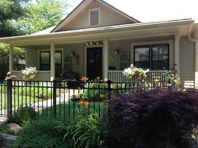 Charming Home In The Heart Of Asheville's Historic Montford, Easy Walk To Town