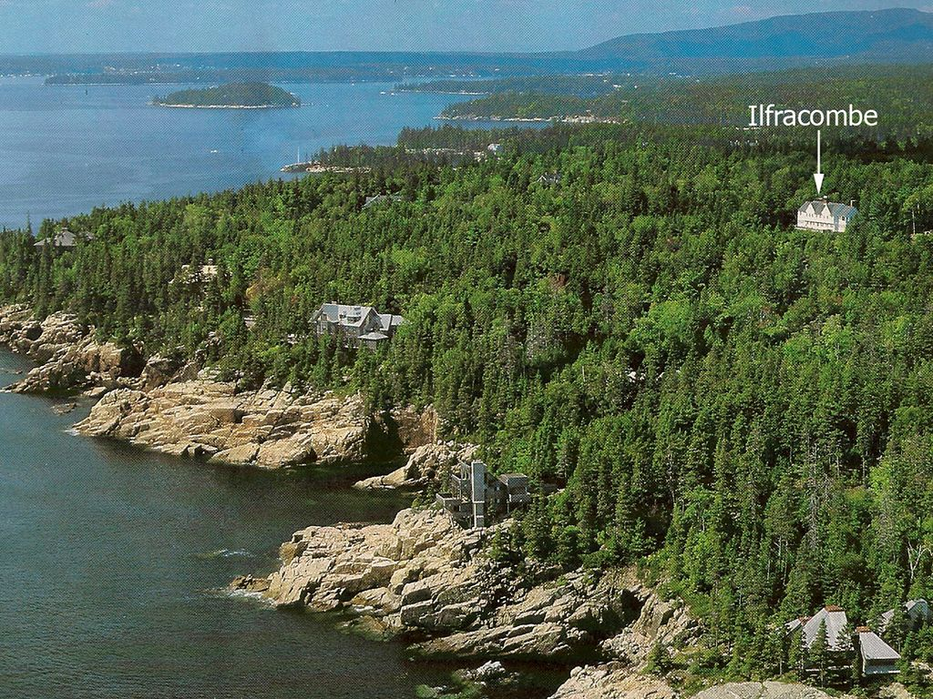 Cottage Rental Acadia National Park Decorating Interior Of Your