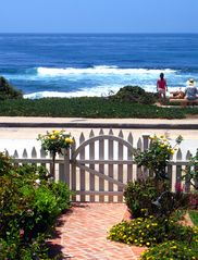 La Jolla house photo - Ocean Front Perfection, Watch the waves from your front porch.