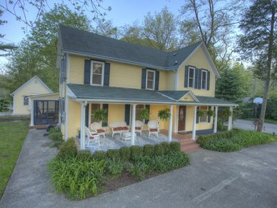 Saugatuck / Douglas house rental - Built in the 1870's, the 5-bedroom Great Lakes Manor House.