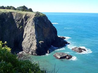 Mendocino house photo - Whitewater Cove