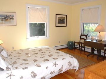 Downstairs Guest Bedroom with Queen Bed
