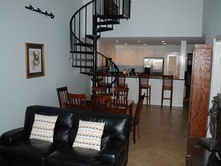 Wild Dunes condo photo - Spacious and Open!