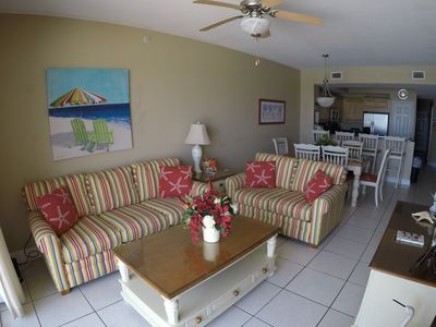 *Summer Place 106-Ground Floor-Gulf Front-3 bed/2 bath-Direct Access to Beach*