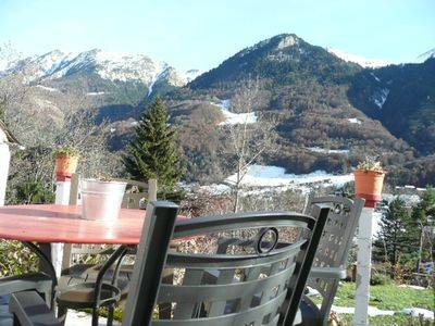 For nature lovers, house 2 pers bungalow in Cauterets