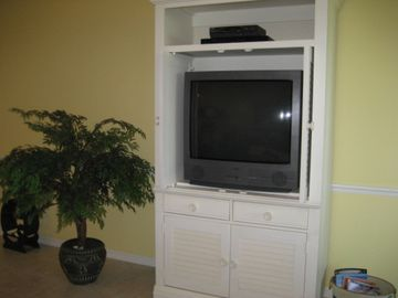 T.V.-DVD Player, Enhanced Cable Channels