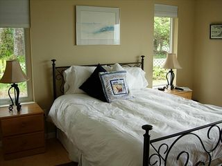 Moclips townhome photo - Coastal Breeze Master suite