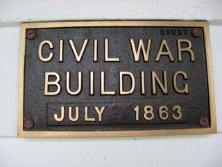 Gettysburg farmhouse photo - Civil War Building Recognition