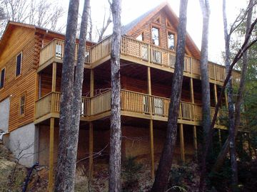 Lake Lure house rental