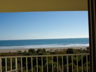 Cape Canaveral condo photo - Balcony paradise