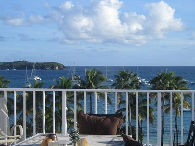 CARIBBEAN Beachfront Condo Gorgeous Views, Elysian Beach Resort, East End