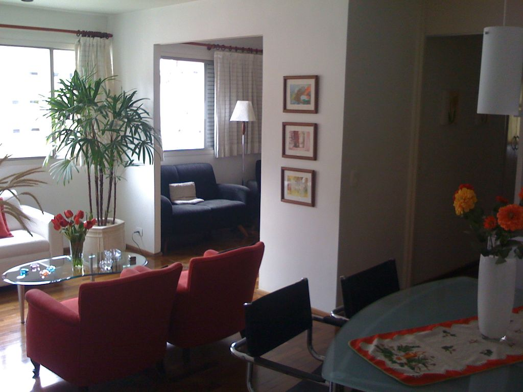 Well decorated apartment in moema south homeaway for Well decorated bedroom