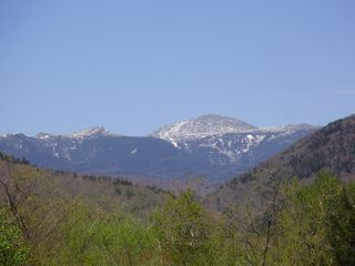 Bartlett condo photo - Mt Washington, 5/12/2012. Views are spectacular.