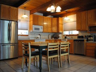 Lake Roosevelt house photo - Great open kitchen with everything you need