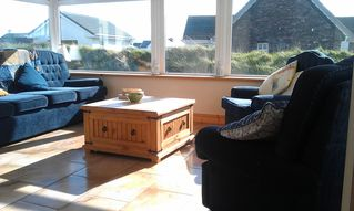 Dingle Peninsula cottage photo - Sun Room