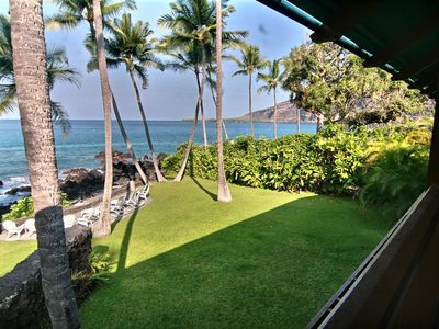 Oceanfront on Historic Kealakekua Bay...a Hawaiian Treasure