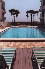 Madeira Beach condo photo - Cool off in the wonderful pool