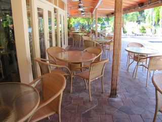 Island Pub and Restaurant on premises - North Naples condo vacation rental photo