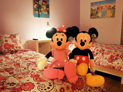 Orlando Disney World Vacation Rentals by owner - Girls Room