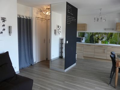 Annecy town center apartment with terrace and garage - renovated