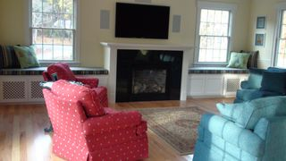 Wellfleet house photo - Living Area