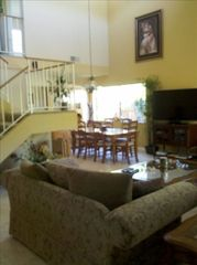 Carlsbad house photo - Living Room to dining room!