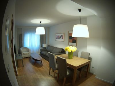 Central renovated apartment
