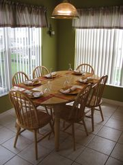 Kissimmee house photo - Dinning table