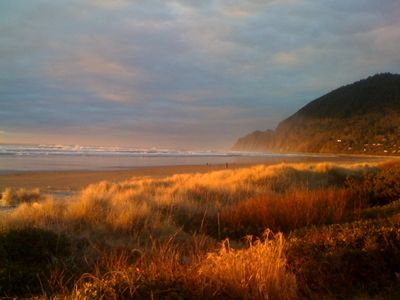 beach at Manzanita