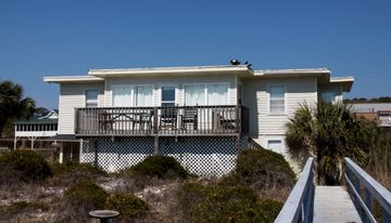 Edisto Beach house rental