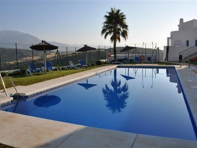 Casares Costa, new apartment near the beach, great views, swimming pools