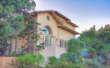 "Pacific Grove house rental - Welcome to ""Villa Escondido""! Built in 1925 - On the Local Historic Register. Pet Friendly!"