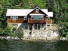 The Adele Home on the Waterfront - Paradox Lake house vacation rental photo