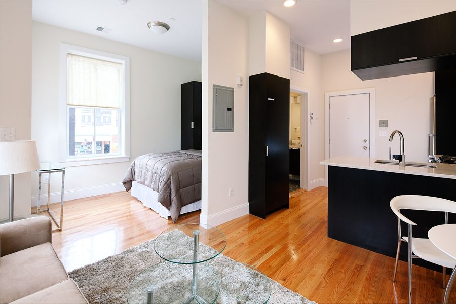 South End Tremont 2 Studio 1 Bath VRBO