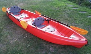 Cape May house photo - Tandem Kayak for our guests - enjoy a relaxing paddle in the bay.