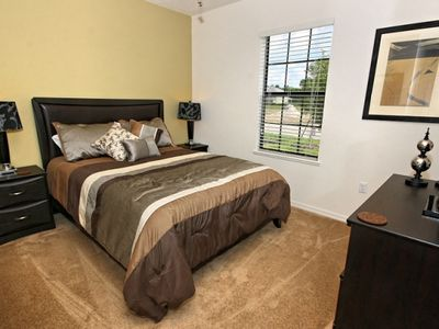 Queen Master Suite with own Bathroom and TV