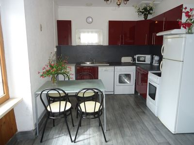 Cancale APARTMENT 2/4 PERS TERRACE PRIVATE PARKING WIFI 2 NIGHTS