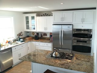 Hampton Bays house photo - Newly Renovated Kitchen