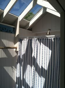 Outdoor shower...new 2011