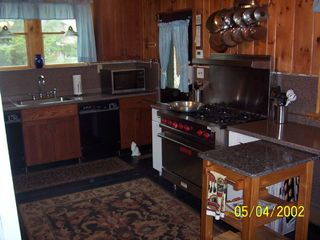 Lake Wallenpaupack cottage photo - Kitchen