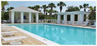 "Fort Morgan property rental photo - The luxurious Osprey Pool is just across the street from ""The 19th Hole."""